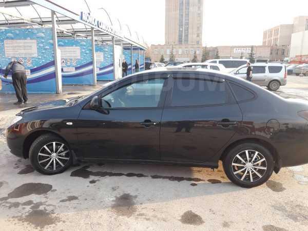 Hyundai Elantra, 2008 год, 363 000 руб.