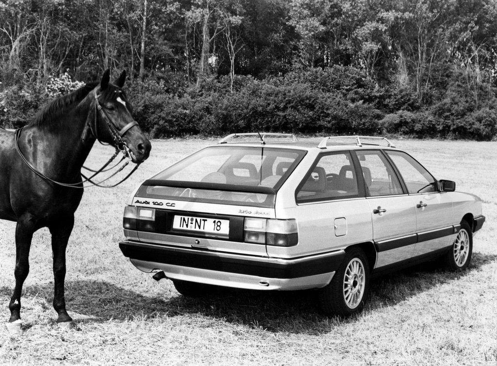 Audi 100 1982, 1983, 1984, 1985, 1986, универсал, 3 ...