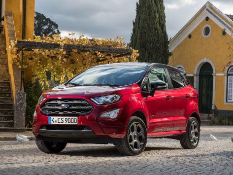 Ford EcoSport  04.2017 - 10.2019