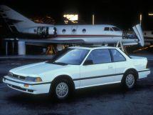 Honda Prelude 1982, купе, 2 поколение