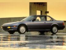 Honda Prelude рестайлинг 1990, купе, 3 поколение
