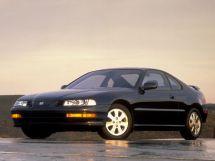 Honda Prelude 1991, купе, 4 поколение