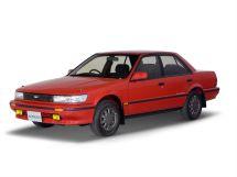 Nissan Bluebird 1987, седан, 8 поколение, U12
