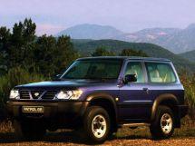 Nissan Patrol 1997, джип/suv 3 дв., 5 поколение, Y61