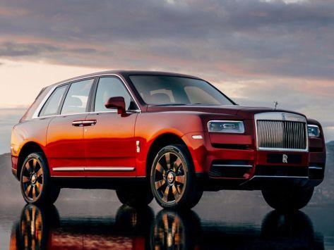 Rolls-Royce Cullinan  05.2018 -  н.в.