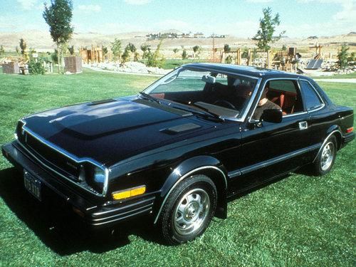 Honda Prelude 1978 - 1982