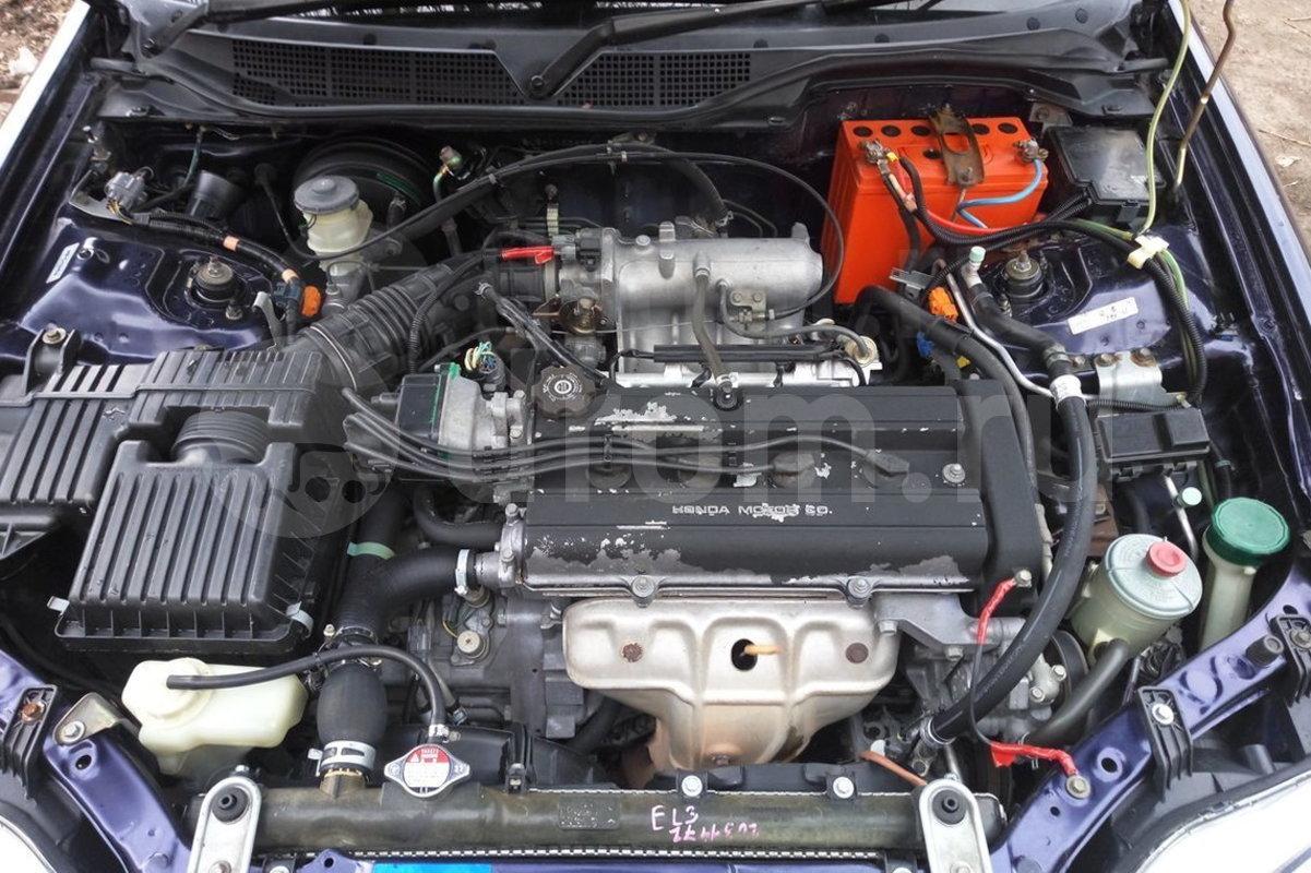 технические характеристики двигателя b20b honda cr-v
