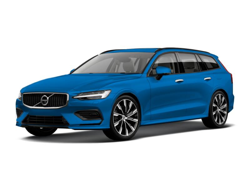 Volvo V60, 2019 год, 3 769 900 руб.