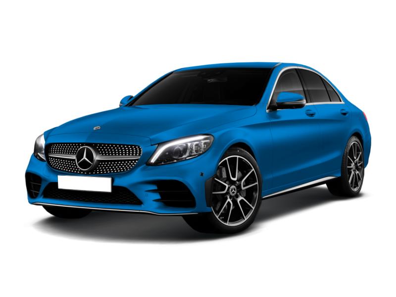Mercedes-Benz C-Class, 2018 год, 2 469 000 руб.
