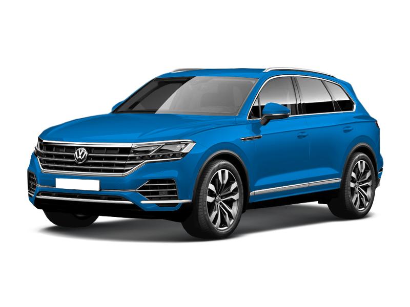 Volkswagen Touareg, 2019 год, 5 101 000 руб.