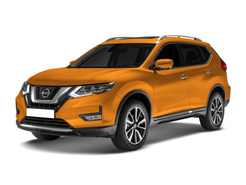 Nissan X-Trail, 2019 год, 1 665 000 руб.