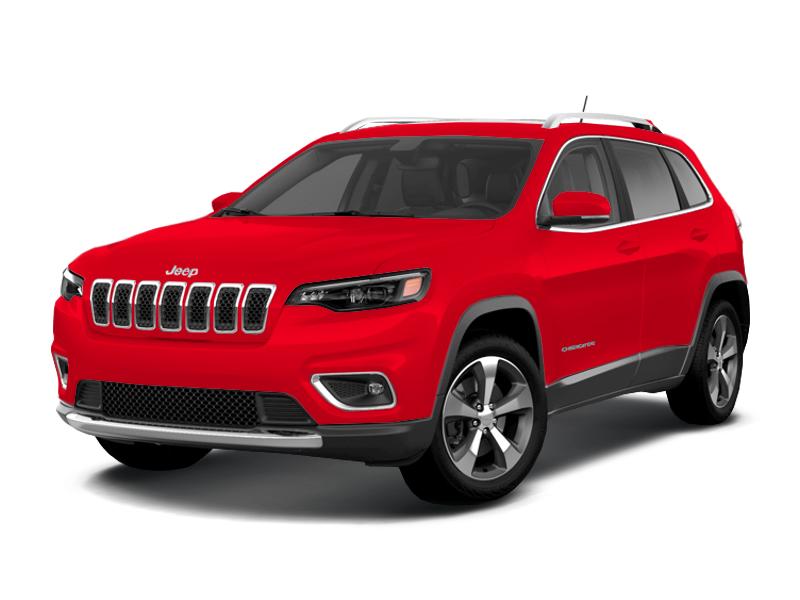 Jeep Cherokee, 2018 год, 2 904 000 руб.