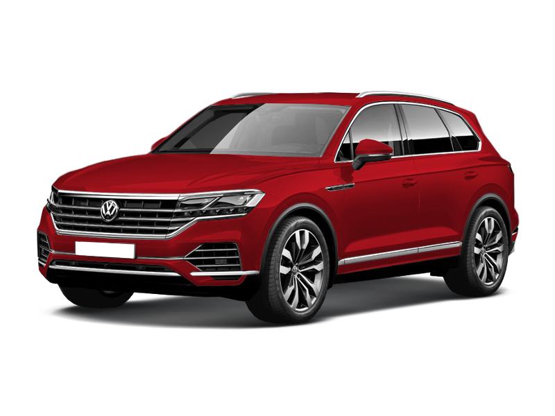 Volkswagen Touareg, 2019 год, 4 500 000 руб.
