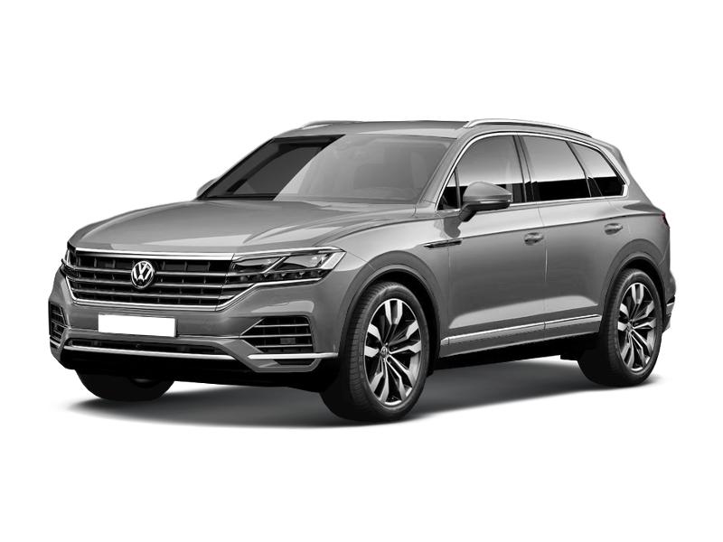 Volkswagen Touareg, 2018 год, 4 497 380 руб.