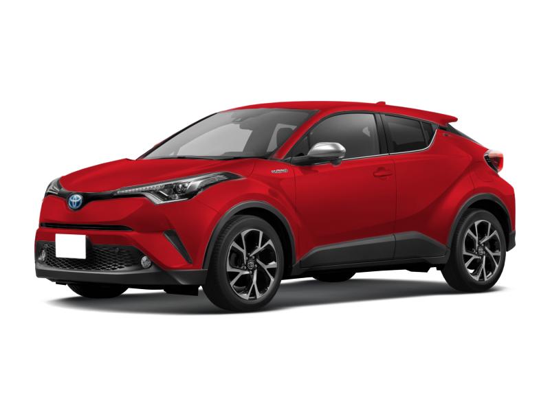 Toyota C-HR, 2019 год, 1 800 000 руб.