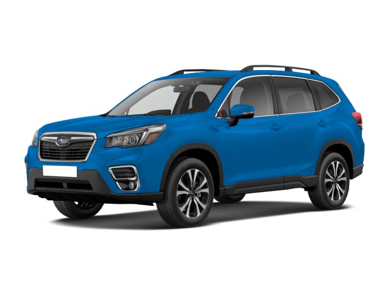 Subaru Forester, 2018 год, 2 065 818 руб.