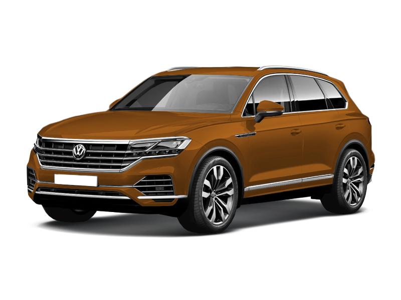 Volkswagen Touareg, 2018 год, 4 959 000 руб.
