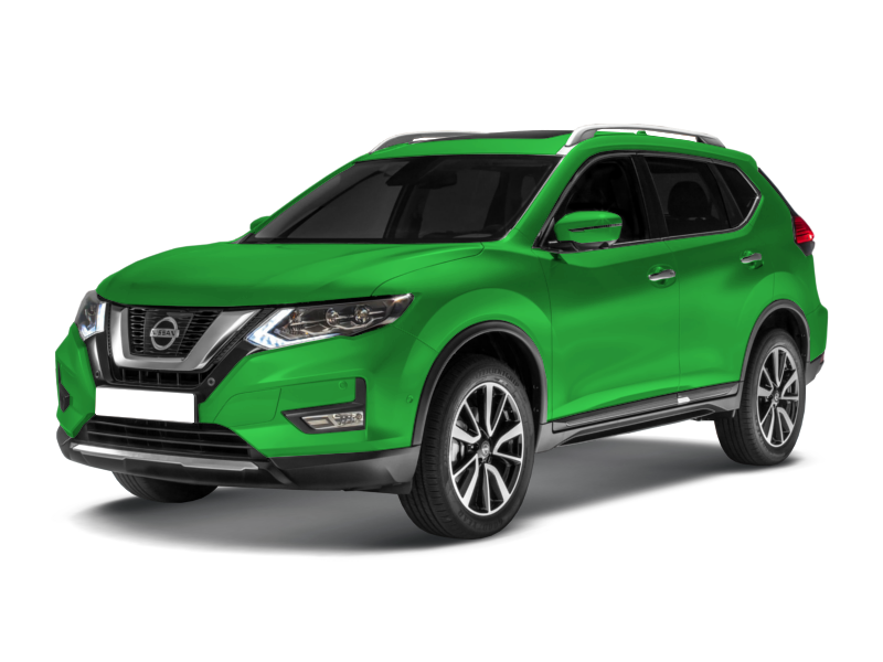 Nissan X-Trail, 2019 год, 2 057 000 руб.
