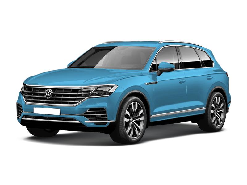 Volkswagen Touareg, 2018 год, 4 941 000 руб.