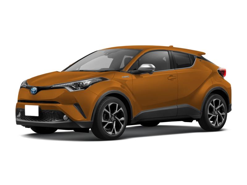 Липецк Toyota C-HR 2018