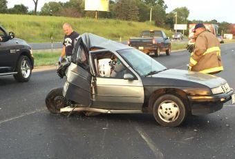 Чем позже разработан автомобиль — тем выше его пассивная безопасность.