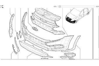 Каталог деталей на обновленную Гранту уже есть у дилеров «АвтоВАЗа».