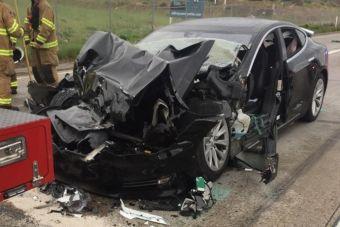 Национальное управление безопасности дорожного движения США (National Transportation Safety Board, NTSB) еще не привлечено к расследованию этого инцидента.
