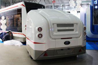 Энергоприцеп позволяет эксплуатировать электробус без простоев.