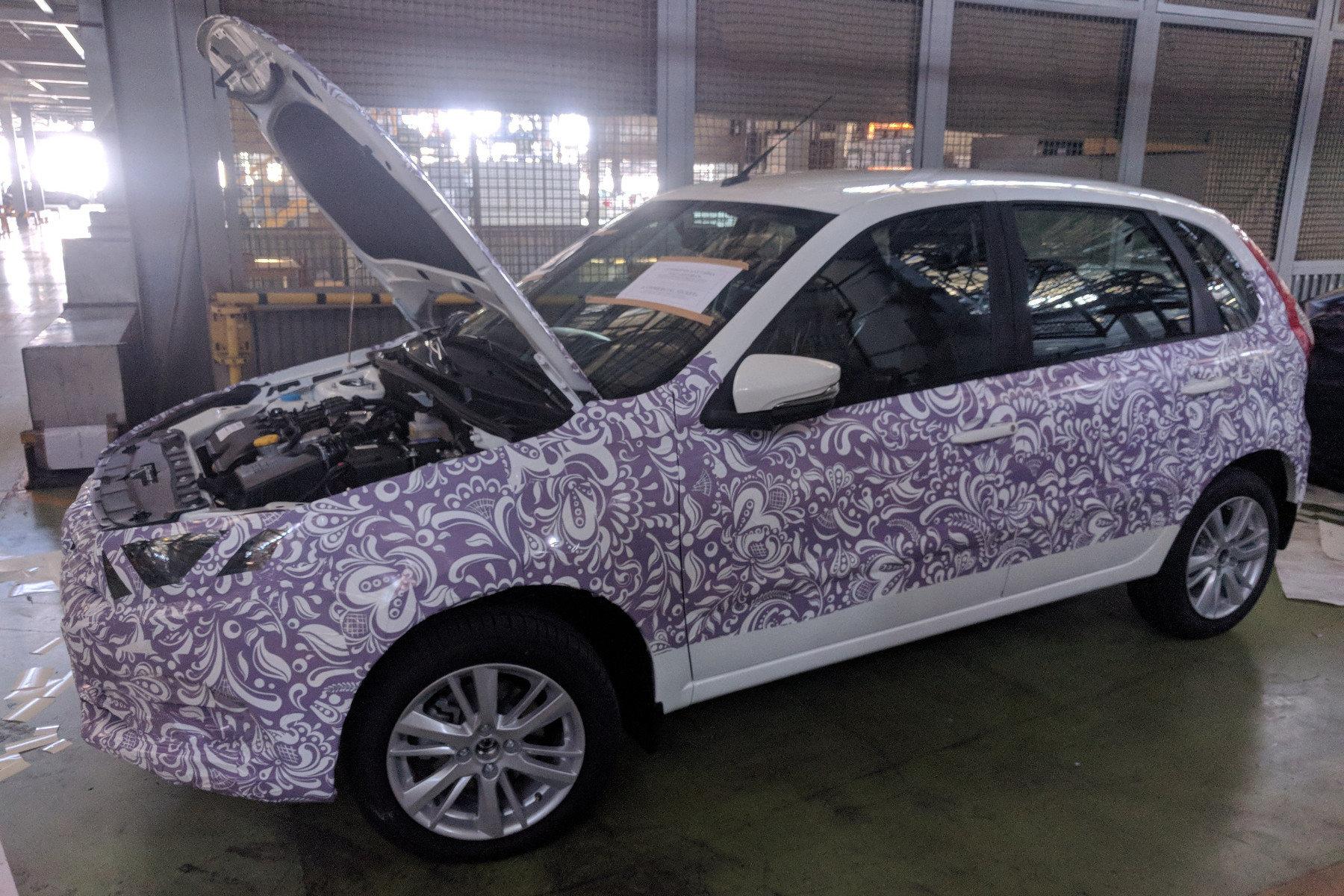 китайское авто прототип лады гранта