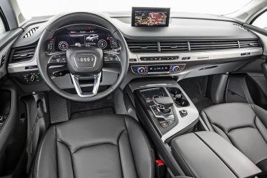 Audi отзовет 11 тысяч автомобилей в РФ из-за проблем с ЭРА-ГЛОНАСС