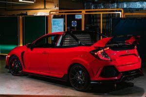 Honda сделала пикап из Civic Type R