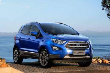 Обновленный Ford EcoSport: три цилиндра, стартовая цена — 959 тысяч рублей