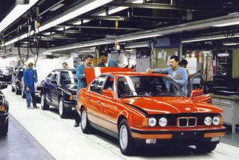 Для реализации проекта BMW заключит специальный инвестконтракт с правительством России.