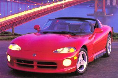 Dodge Viper вернется, но с мотором поменьше