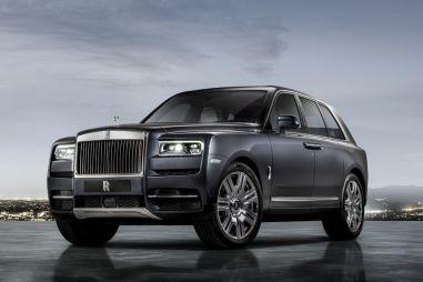 Rolls-Royce Cullinan в России: с 25 млн рублей все только начинается