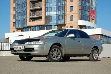 Народное ретро. Toyota Corolla Ceres 1994 года. Богиня C-класса