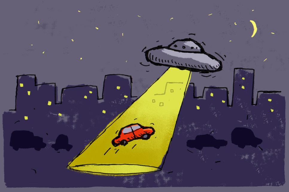 Что делать при угоне автомобиля