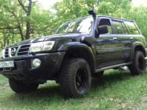 Nissan Patrol, 2003