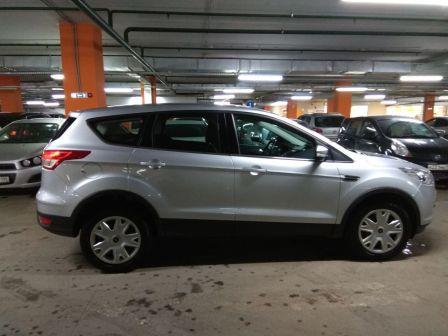Ford Kuga 2015 - отзыв владельца