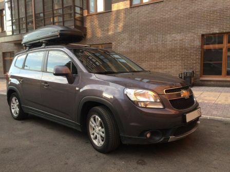 Chevrolet Orlando  - отзыв владельца