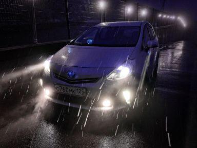 Toyota Prius a 2012 отзыв автора | Дата публикации 13.03.2017.