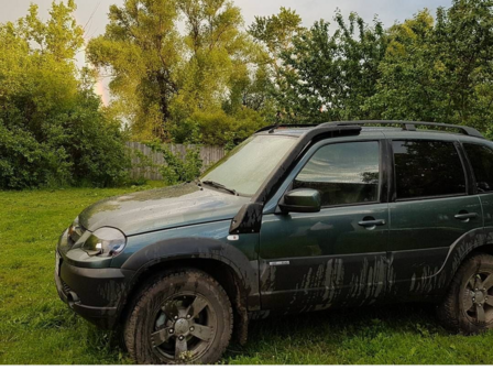 Chevrolet Niva 2017 - отзыв владельца