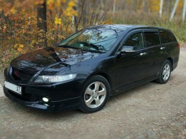 Honda Accord 2002 отзыв автора | Дата публикации 06.01.2012.