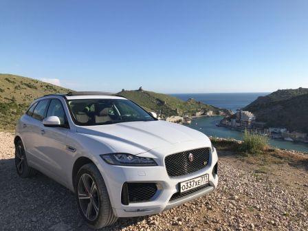 Jaguar F-Pace 2017 - отзыв владельца