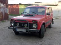 Лада 4x4 2121 Нива, 1992