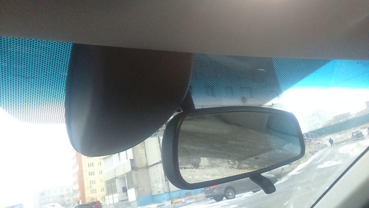 Радар, который принял нас за пешеходов суецидников, когда машину назад толкали!  ;).