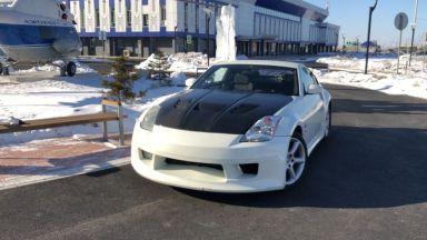 Nissan 350Z, 2003