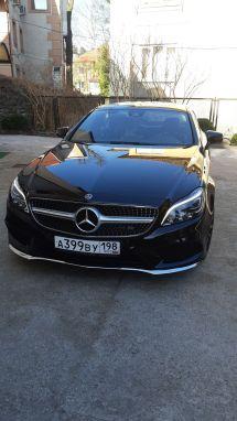 Mercedes-Benz CLS-Class, 2018