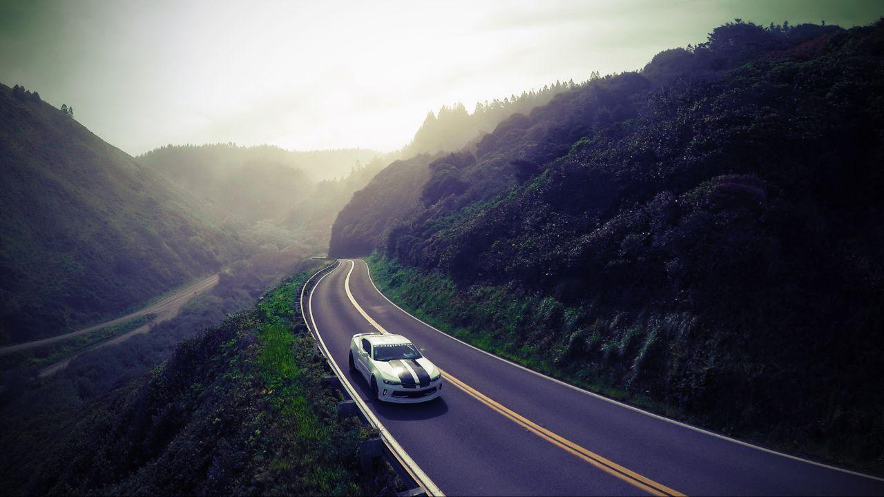 Калифорнийское шоссе №1.