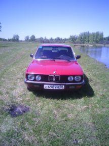BMW 5-Series, 1985